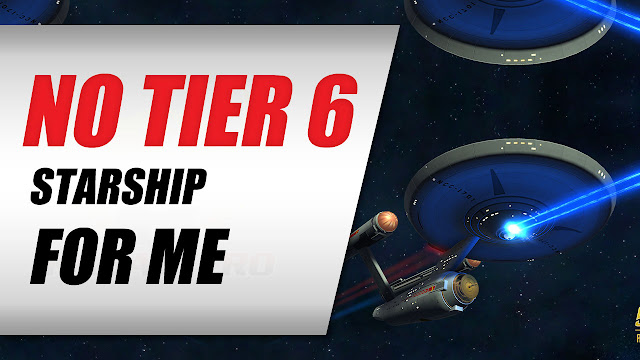 Star Trek Online 2019 • No Tier 6 Starship For Me