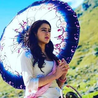 Sara ali khan debut movie kedarnath