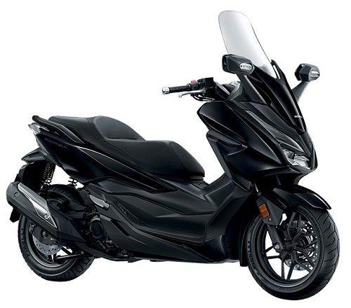 Harga Honda Forza 250 Semua Tipe
