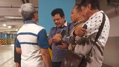 Pelarian Mantan Bupati Marlon Martua Berakhir Di Bandara Soekarno Hatta