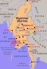 Gambar Negara Myanmar Social Education Aspek Sosial Negara Myanmar