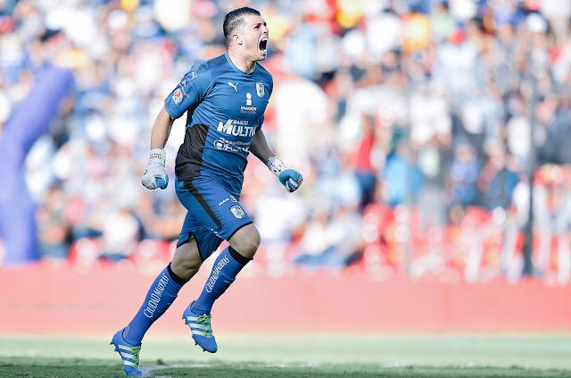Querétaro remontó 2-1 ante Morelia