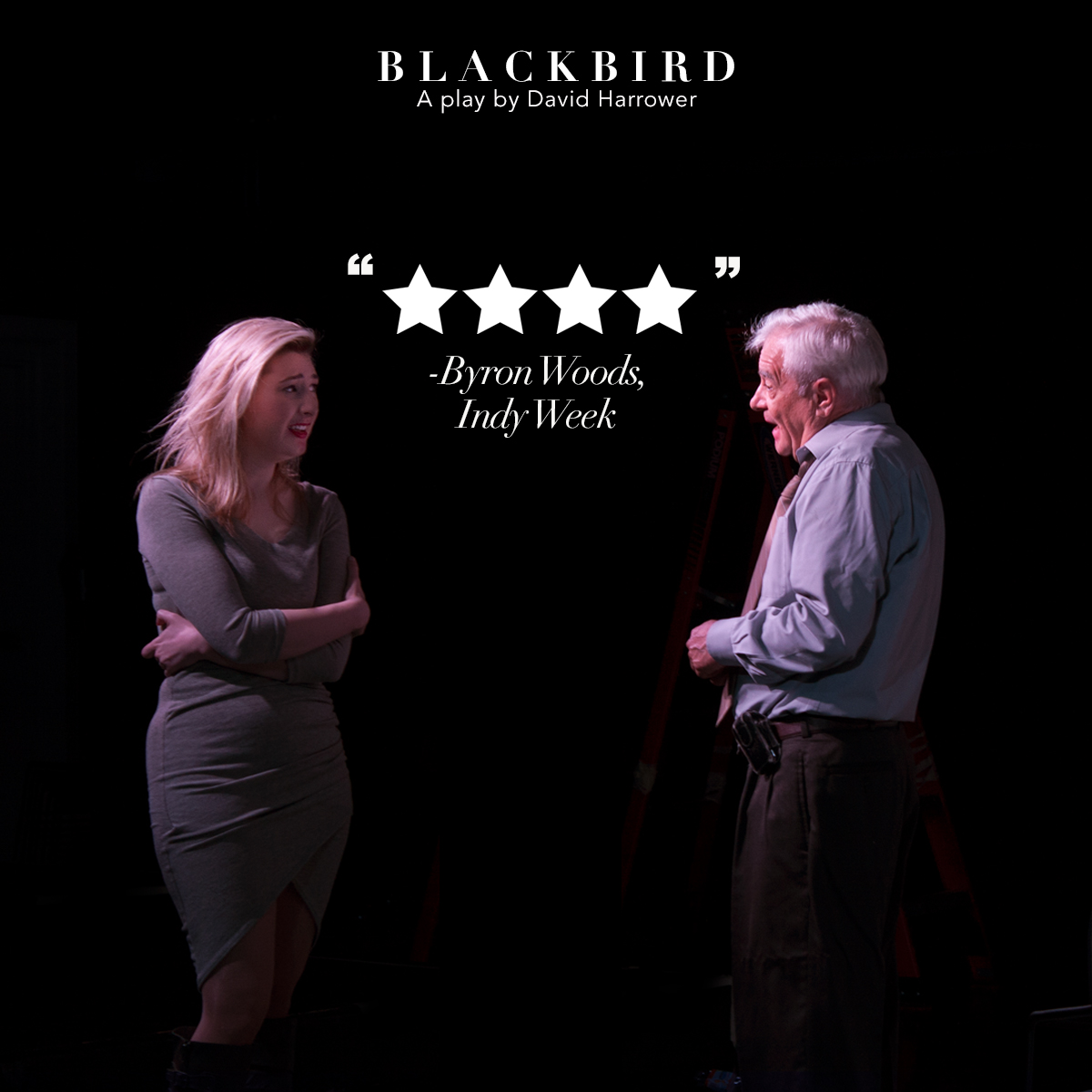 South Stream Productions The Reviews Are In Blackbird Is