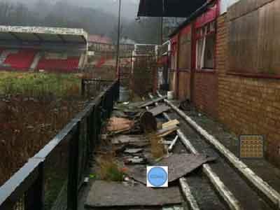 Scarborough Football Stadium Escape Juego