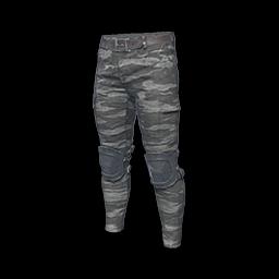 Серые камуфляжные боевые штаны (Gray Combat Pants Khaki)