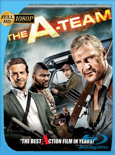 Los Magnificos [The A-Team] 2010 HD [1080p] Latino [GoogleDrive] SilvestreHD