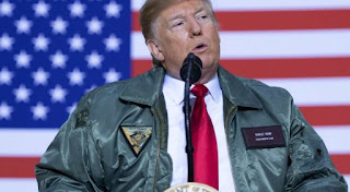 """""""Will devastate Turkey economically if they hit Kurds,"""" Trump tweeted, while pushing for the creation of a 20-mile (30-kilometer) safe zone."""