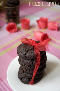 (Ciasteczka czekoladowe