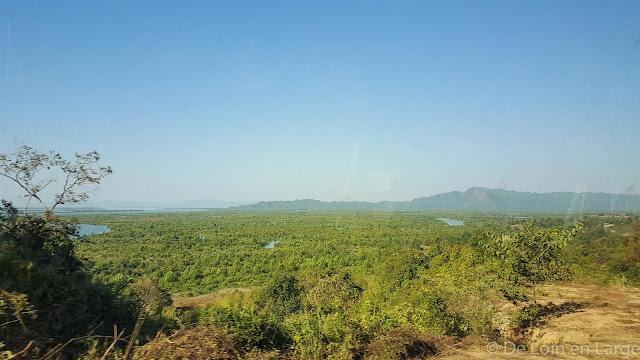De Bagan à Mrauk-U - Myanmar Birmanie