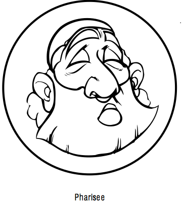 Children biblical centre cbc visual resources and for The pharisee and the tax collector coloring page