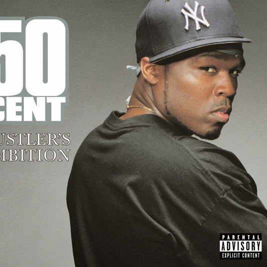 50 Cent - Hustler's Ambition - EP Cover