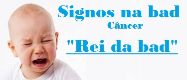 cancer na bad