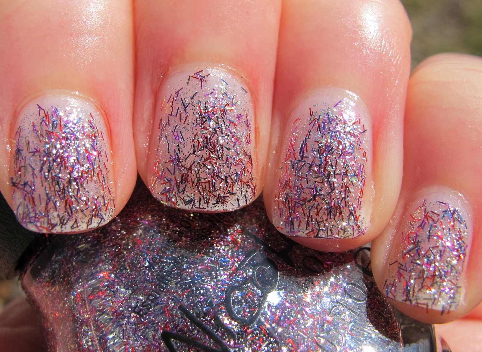 Nail Art Stickers For Gel Polish   Hession Hairdressing