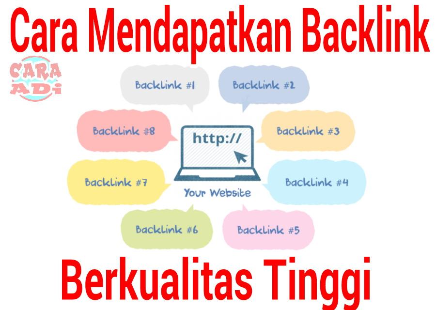 cara adi blogger
