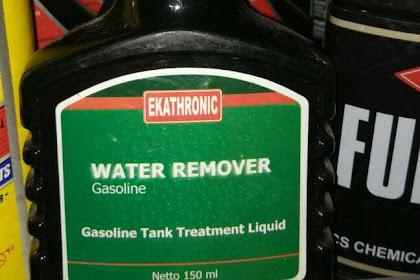 Cara Menghilangkan Air Dalam Tangki Motor/Mobil Tanpa Bongkar dan Kuras