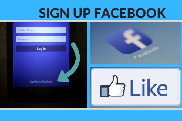 Sign Up Of Facebook