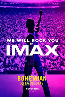 Bohemian Rhapsody Movie Poster 7