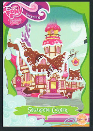 My Little Pony Sugarcube Corner Series 1 Trading Card