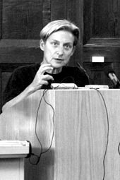 Judith Butler 2007