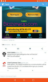 Seems Airtel Is About To Launch Their 4G LTE Network