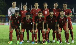 Video Gol Indonesia vs Myanmar 2-1 Piala AFF U-18 2017 #TimnasDay