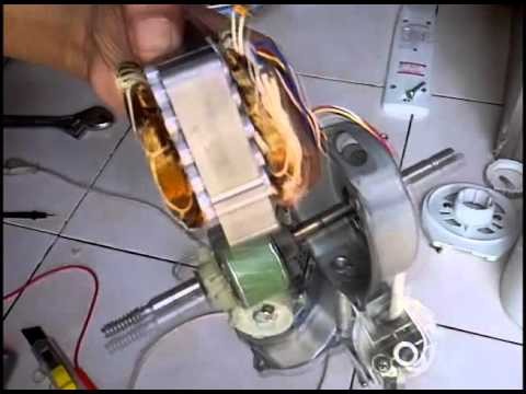 Cara mudah memperbaiki kipas angin yang berputar pelan