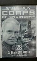 das Cover zeigt Captain Gold vor einer Stadt