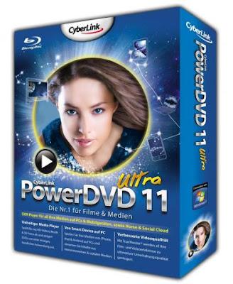 CyberLink PowerDVD v.11.0 Ultra Lite