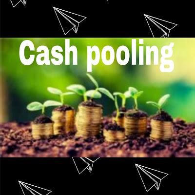 Le cash pooling