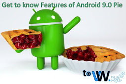 New Features of Android Pie