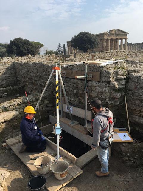 Excavating everyday-life in ancient Paestum