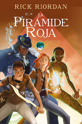 CÓMIC - La Pirámide Roja Rick Riordan & Orpheus Collar  (Montena - 7 Febrero 2019)  The Red Pyramid (The Kane Chronicles)  COMPRAR ESTE LIBRO