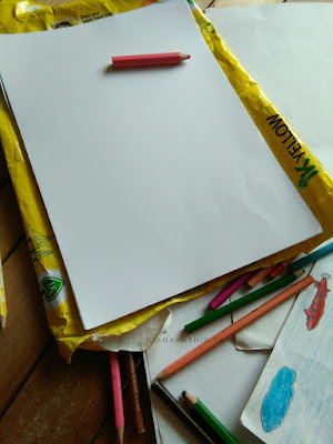 Pensil warna yang bagus untuk anak-anak