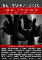 EL NARRATORIO - ANTOLOGÍA LITERARIA DIGITAL Nro 13