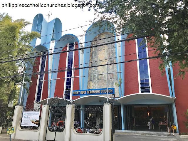 MOST HOLY REDEEMER PARISH CHURCH, Quezon City, Philippines