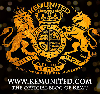 Welcome to KemUnited, the blog of King Edward Medical University!