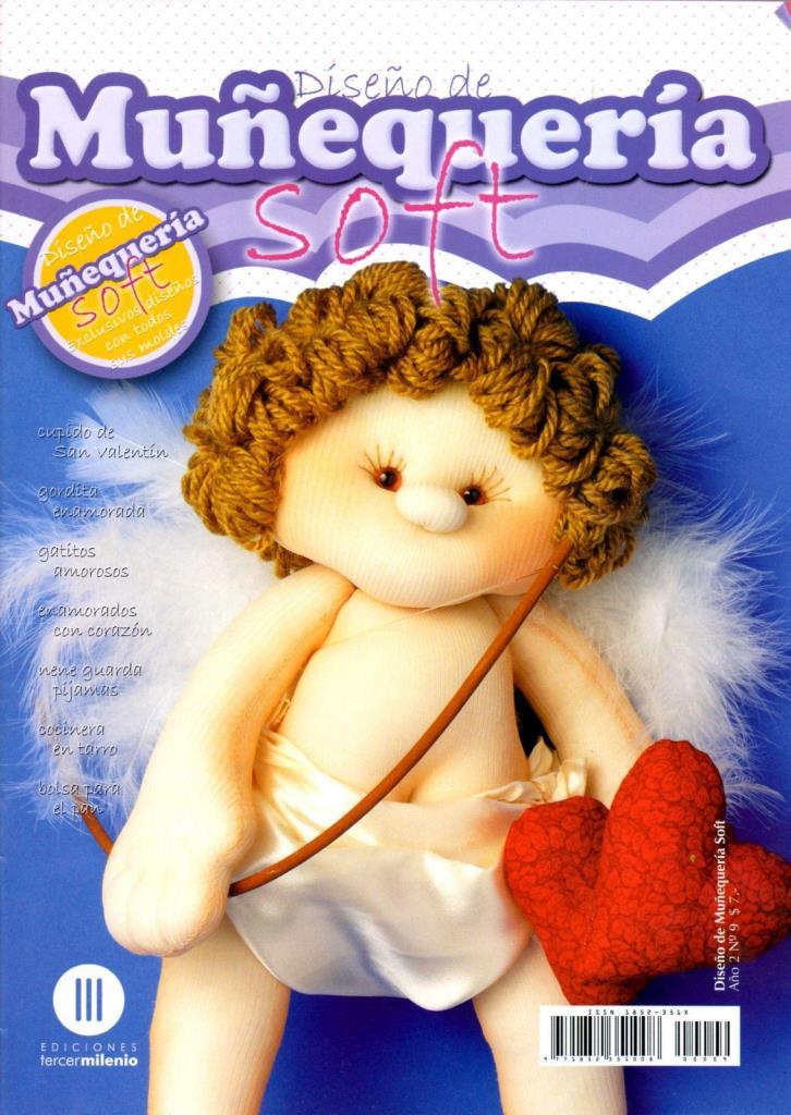 Muñequería Soft Nro. 9