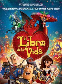 El libro de la vida (2014) Online Español latino hd