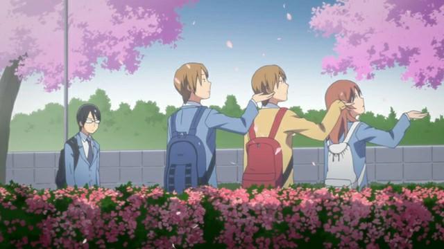 Kimi To Boku Cherry Blossom