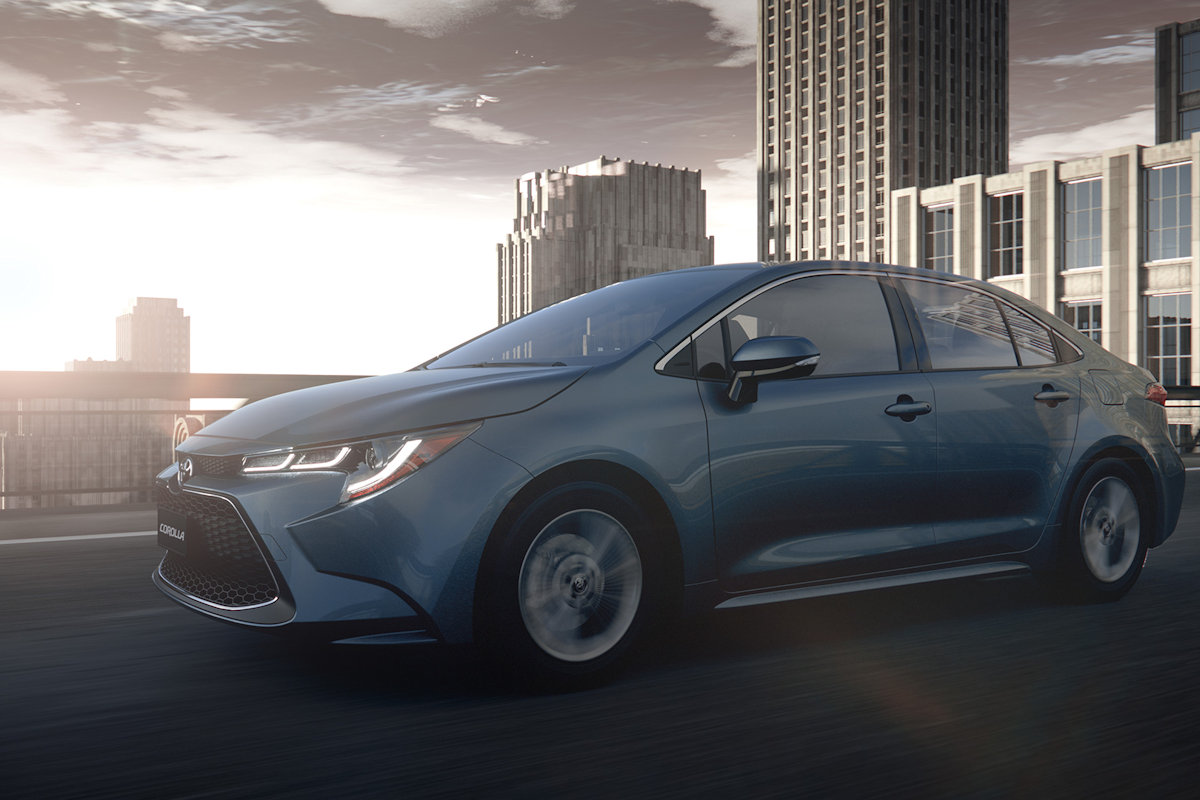 All New Corolla Altis 2020 Cover Mobil Grand Avanza This Is The Toyota We Ll Likely Get W 15 Photos Unveils Sedan Simultaneously At Guangzhou International Automobile Exhibition In China And United States