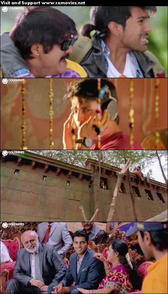 Yevadu 2 2016 Hindi Dubbed 720p HDRip