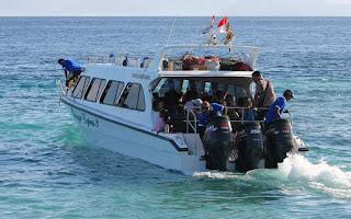 Transportasi ke Nusa Penida