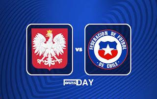 Poland vs Chile – Highlights
