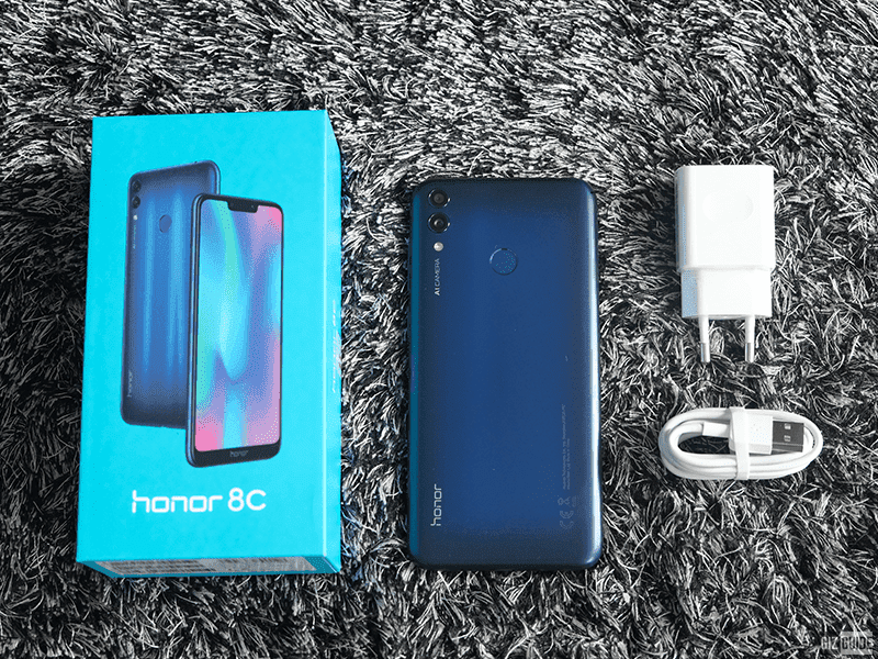 Honor 8C is a new budget contender, now official in PH!