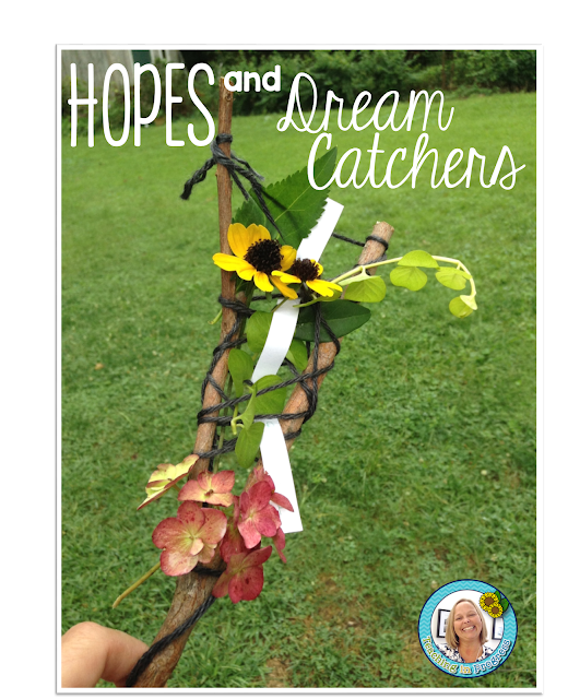 A fun, crafty way to help kids set goals and think about their own strengths and weaknesses.