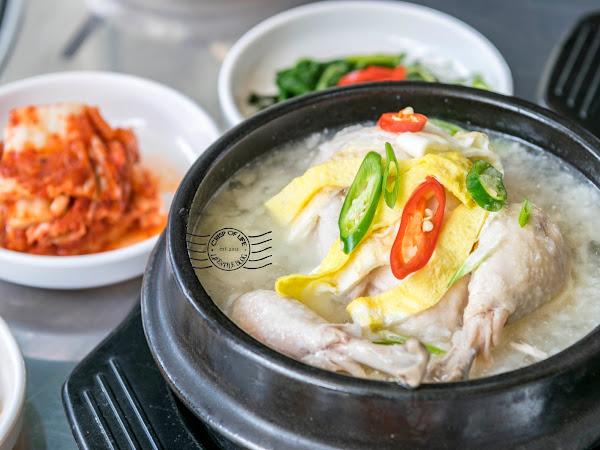 Hongdae Korea BBQ @ New World Park, Burmah Road, Georgetown, Penang