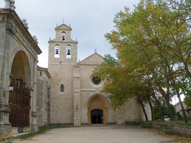 El Milagro de la Luz, Camino de Santiago, Art romànic