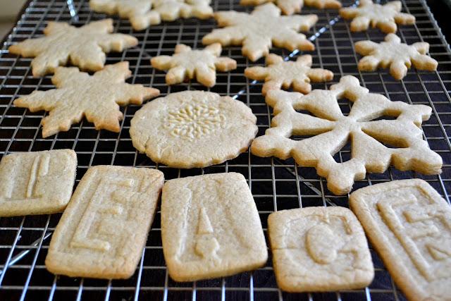 Speculoos Christmas Cookies