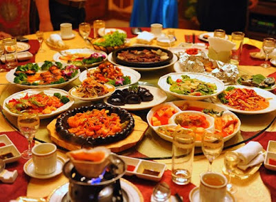 Makanan Yang Harus Dihindari Saat Sahur Agar Puasa Tidak Lemas