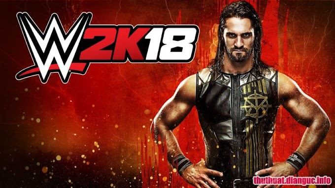 Download Game WWE 2K18 Full Cr@ck